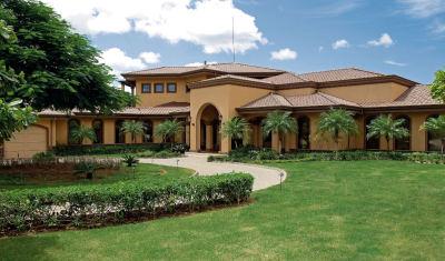 Boyer Residence exterior front