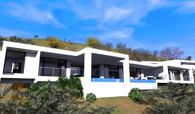 Casa Vista Pasmosa exterior front