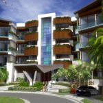 Seaview Residences exterior front