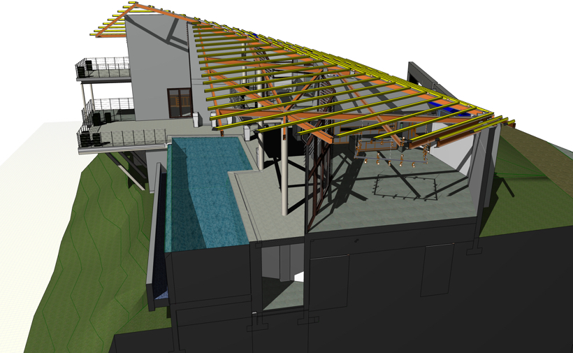 SARCO Arquitectos-modelado virtual BIM 02b
