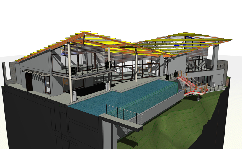 SARCO Arquitectos-modelado virtual BIM 03b