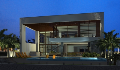 Sarco Architects Panama_Luxury Home_11