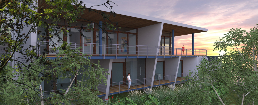 Modern Home Design - Sarco Architects Costa Rica