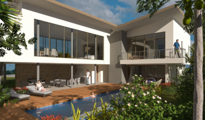 Sarco Architects Costa Rica Modern Home Design