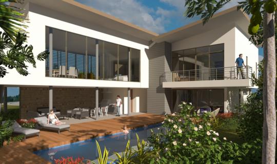 Sarco Architects Costa Rica Modern Home Design